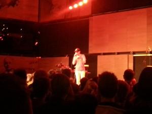 McKay Stevens / The Vibrant Sound optræder i DRs Koncerthus studie 2