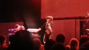 Lindsey Stirling i gang med Phantom of the Opera-medley i Koncerthuset