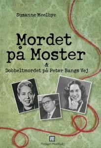 Forside til Mordet på Moster